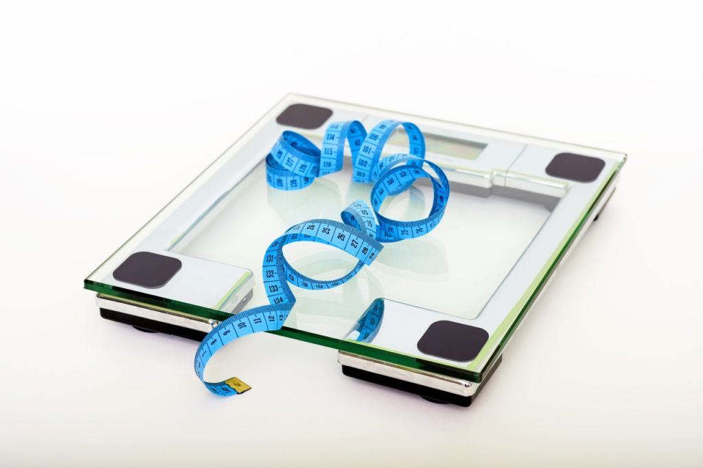 wired fitness scale